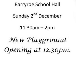 Barryroe National School New Playground Opening