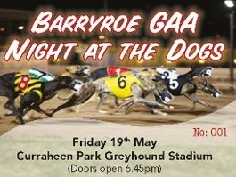Barryroe GAA Racenight