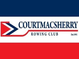 Best of luck to Courtmac Rowing Club