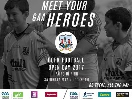 Cork GAA Football Open Day