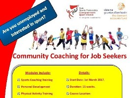 Community Coaching for Job Seekers
