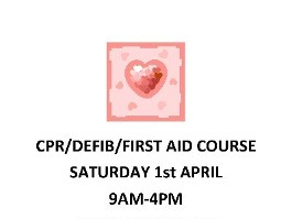 CPR / Defbib / First Aid Course