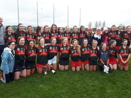 Local Girls secure Munster Final title
