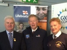RNLI and GAA to work together