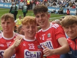 Cork Win Minor All Ireland Final