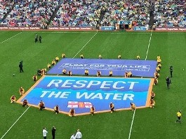Respect the Water Croke Park