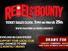 Rebels Bounty 2021