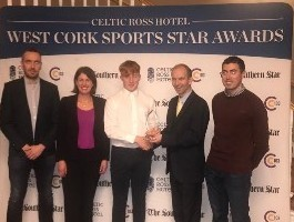 West Cork Sports Star Award