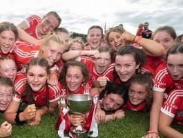 Cork land the U16 camogie All-Ireland